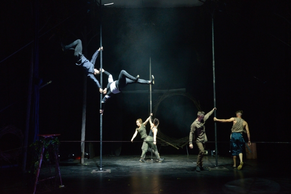 Circus – a New StArt in High School – special autumn shows in the Capital Circus of Budapest!