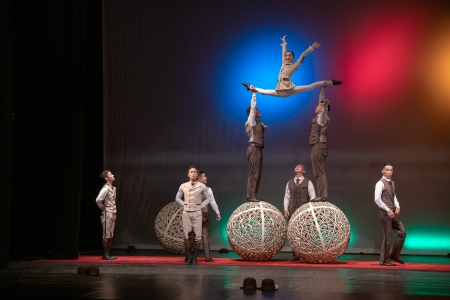 A new world-class production was born in the Capital Circus of Budapest