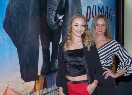 Circus Art in the Hungarian premiere of Dumbo