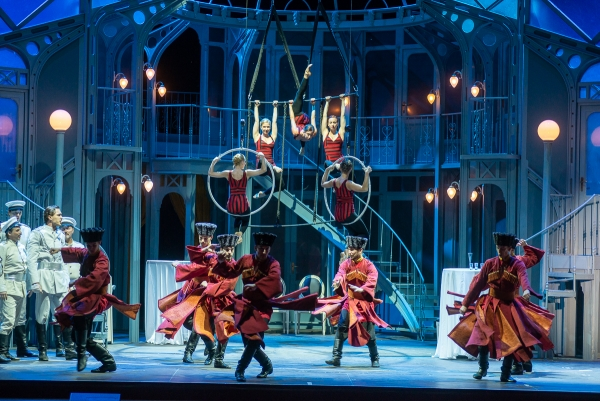 The miracle of circus in the theatre: The Circus Princess