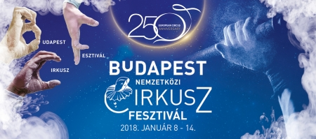 Package reservation for the 12th Budapest Circus Festival