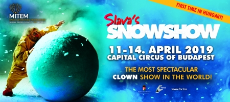 All tickets have been sold to SLAVA'S SNOWSHOW!
