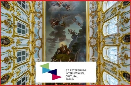 Report about the first day of the VI St. Petersburg International Cultural Forum!