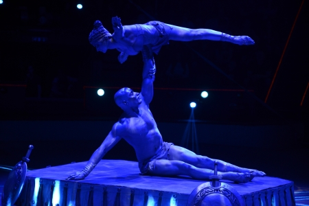 Capital Circus of Budapest will make a high quality extra show for the Night of Circus