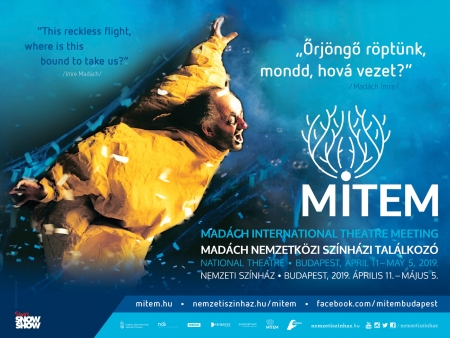 The opening of the MITEM Festival will be held in the Capital Circus of Budapest on the 11th of April!