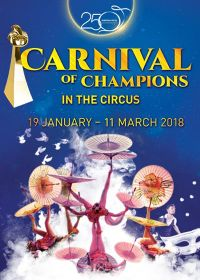 Carnival of Champions in the Circus - 2018